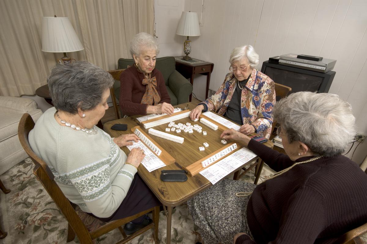 senior assisted living facility